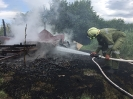 2016.07.04 FF Steinbrunn: Brand eines Waggons