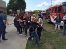 Feuerwehrjugendtag in der NMS in Rust